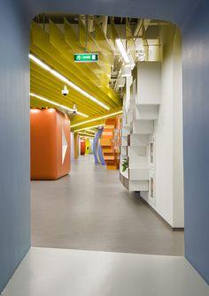 za bor architects pour Yandex