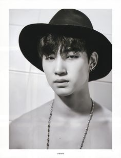 dailygot7: [SCAN] GOT7 JB FOR DAZED AND CONFUSED AUGUST 2015   © DEF