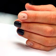 Nude Nail Designs Youll Love ★ See more: https://naildesignsjournal.com/nude-nail-designs/ #nails