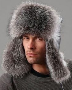 Get warmth from russian fur hat russian fur hat the silver fox fur russian trooper hat . Stylish Men Over 50, Stylish Hats, Stylish Mens Haircuts, Haircuts For Men, Trooper Hat, Russian Hat, Fur Accessories, Hat For Man, Outfits With Hats