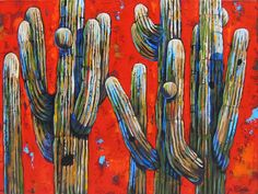 Diane Barbee, current paintings at Wilde Meyer Gallery Contemporary Landscape, Landscape Art, Landscape Paintings, Desert Art, Desert Sunset, Cactus Painting, Painting & Drawing, Brothers In Arms, Tiny Dancer
