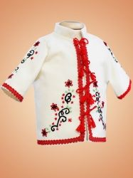 Suman botez - cod X18 Christmas Sweaters, Costumes, Fashion, Bebe, Moda, Dress Up Outfits, Fashion Styles, Costume, Fashion Illustrations