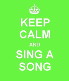 Find images and videos about song, keep calm and sing on We Heart It - the app to get lost in what you love. Favorite Quotes, Best Quotes, Life Quotes, Keep Calm Carry On, Singing Quotes, Keep Calm Quotes, Le Web, Music Is Life, Music Songs