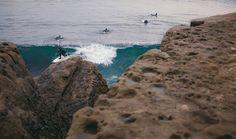 photo by www.lukassmiesny.sk #surfing #california #santacruz