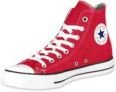 31fa650cd53 Converse All Star Hi shoes red ( I have the red