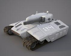 Tank rev. by khesm on DeviantArt