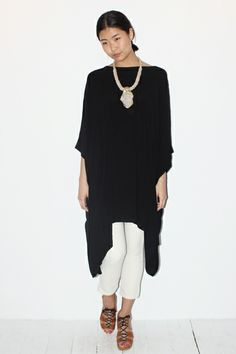 Tienda Ho Square Cut Top (could be really chic if paired right)