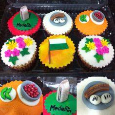 Cupcakes para paisas... Antioqueños!!!
