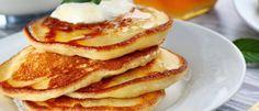 Pudim Rápido: Fica Pronto em 10 Minutos! - Receitas Deliciosas Personal Recipe, Five Ingredients, Buttermilk Pancakes, Easy Cooking, Pasta, Macarons, Ale, Cooker, Banana