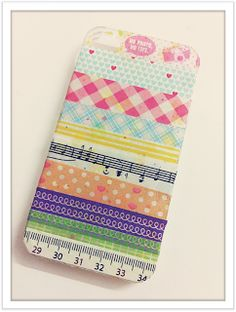 Washi handy cover
