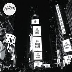 No other name — Hillsong NYC