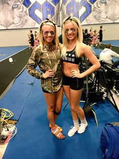 Peyton Mabry: We are ready for warrr Carly Manning, Cheer Pictures, Cheer Pics, Cheerleading Photos, Cheer Athletics, Kobe Bryant 24, Wwe Girls, Fantasy Art Women, Friend Goals