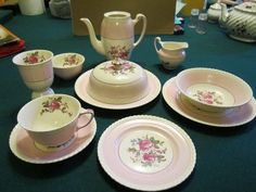 Johnson Brothers 'Old English' Breakfast Set