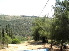 Adventure through Gush Etzion! click to watch the 2nd longest zip-line in the world, located in the Judaen Hills.