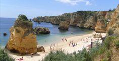 Algarve com 2 das Melhores Praias da Europa (com FOTOS)  www.NREntertain.com | O Melhor Do Entretenimento