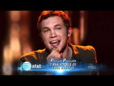Phillip Phillips!