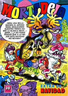 Mortadelo Época 1ª Extra de Navidad 1974