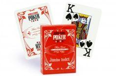 Cartes WSOP Main Event Acetate (rouge) - Pokeo.fr - Jeu de 54 cartes World Series of Poker Main Event, en plastique acétate. Format poker index jumbo, dos rouge.