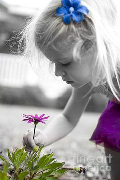 Makena and Flower
