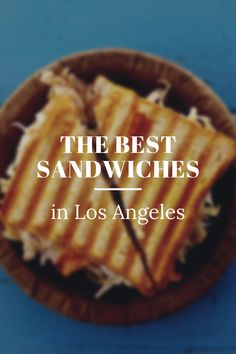 Don't settle for less in your life! Here are the 8 best sandwiches in Los Angeles right now from classic to hidden gem! #sandwiches #sandwich #losangeles #lafoodie #foodie #losangeles travel #losangeleslunch Italian Rolls, Italian Deli, Deli Counter, Kinds Of Cheese, French Dip, Don't Settle, Best Sandwich, Honey Mustard