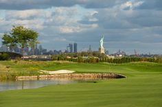 Liberty National Golf Club: Tour the $250 million course and clubhouse hosting the Presidents Cup