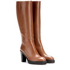 Ingrid Leather Boots : 000857 ✽ mytheresa.com