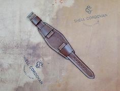 Premium Shell Cordovan BUND watch band 18 19 20 21 22 23