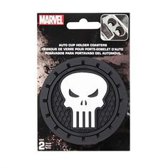 Details About Punisher Skulls Pair Head Light Taillight