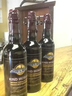 Kind Woman - Here she comes...all dressed and ready for Valentines Day...she is going to go very fast so come down and take home your own Kind Woman - https://www.facebook.com/pages/James-River-Brewing/113341865406214