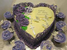 Communion cake for Sarah-bit excited!