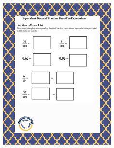 PARCC 4th Grade Math Lesson Plan Samples Pg.7
