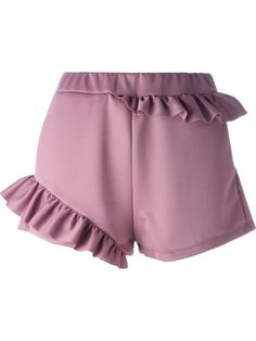 Shop the latest women's designer Short Shorts at Farfetch now. Baby Girl Dress Patterns, Baby Girl Dresses, Dance Outfits, Skirt Outfits, Pink Shorts, Fashion Pants, Fashion Outfits, Diy Summer Clothes, Kid Outfits