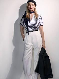 Her Infinite Variety Vogue UK December 2014 Model: Kate Moss Photographer: Mario Testino Fashion Editor: Lucinda Chambers Hair: Sam McKnight Make-up: Charlotte Tilbury
