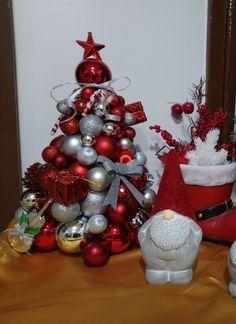 Arbol de Navidad de bolas dyi