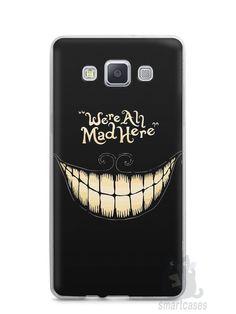 Capa Capinha Samsung A7 2015 Alice no País das Maravilhas - SmartCases - Acessórios para celulares e tablets :)