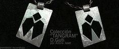"""Última Colección """"Tangram"""", D.Guti. por Amira Jalet"""