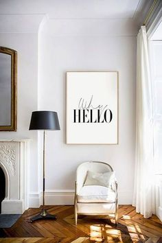 We found unexpected places to shop for cool wall art and home decor - come see!