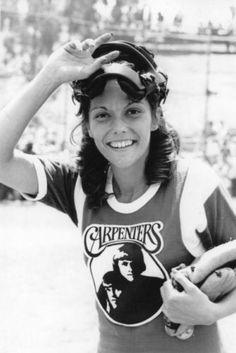 Karen Carpenter - what a beautiful & strong voice she had!