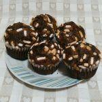 muffin buondì alla nutella