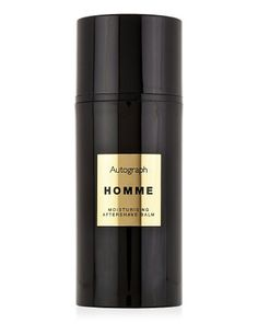 Autograph homme aftershave balm at Marks and Spencer's #vegan #crueltyfree  #marksandspencers