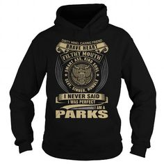 PARKS T Shirts, Hoodies. Check Price ==► https://www.sunfrog.com/Names/PARKS-111721948-Black-Hoodie.html?41382