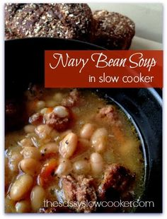 Soups on Pinterest | Croatian Recipes, Onions and Navy Bean Soup