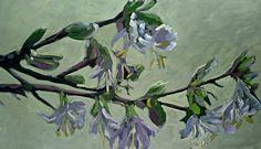 Frühlingsgefühle Acryl auf Leinwand 70 x 120 cm