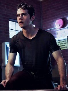 Blessing you with a picture of a soaking wet stiles