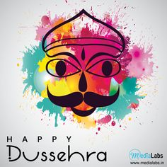 *Enjoy The Victory Of Good Over Evil*  ‪#‎HappyDussehra‬ ‪#‎Vijayadashami‬ ‪#‎FestivalsOfIndia‬ ‪#‎TeamMediaLabs‬
