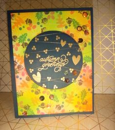 HandmadebyRenuka: 1 kit -10 and more cards - SSS- Nuts About You car...