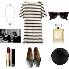 How to Wear Stripe Dress