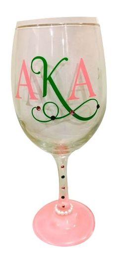 AKA Wineglass