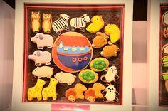 Noah's Ark Cookies from @chelseamarket