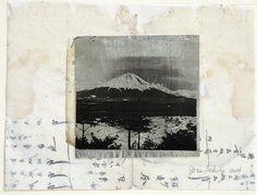 Mt. Fuji #7  <br/>8.75x11.5 inches